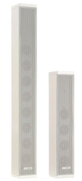 LA1-UMx0E-1 Metal Column Loudspeakers