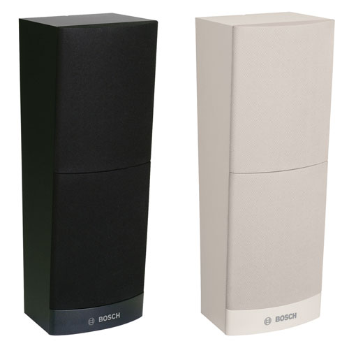 LB1UW12x Cabinet Loudspeakers - Speech and background music