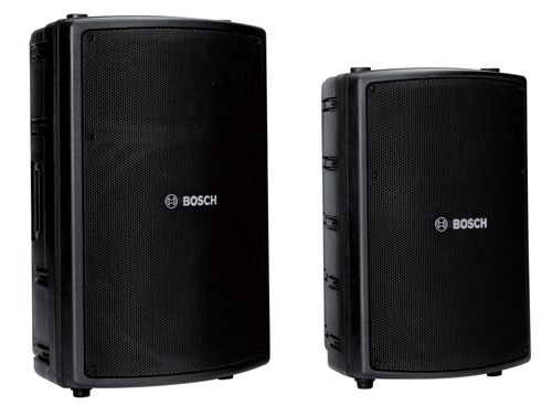 LB3-PCx50 Premium Cabinet Loudspeakers - high fidelity speech and music